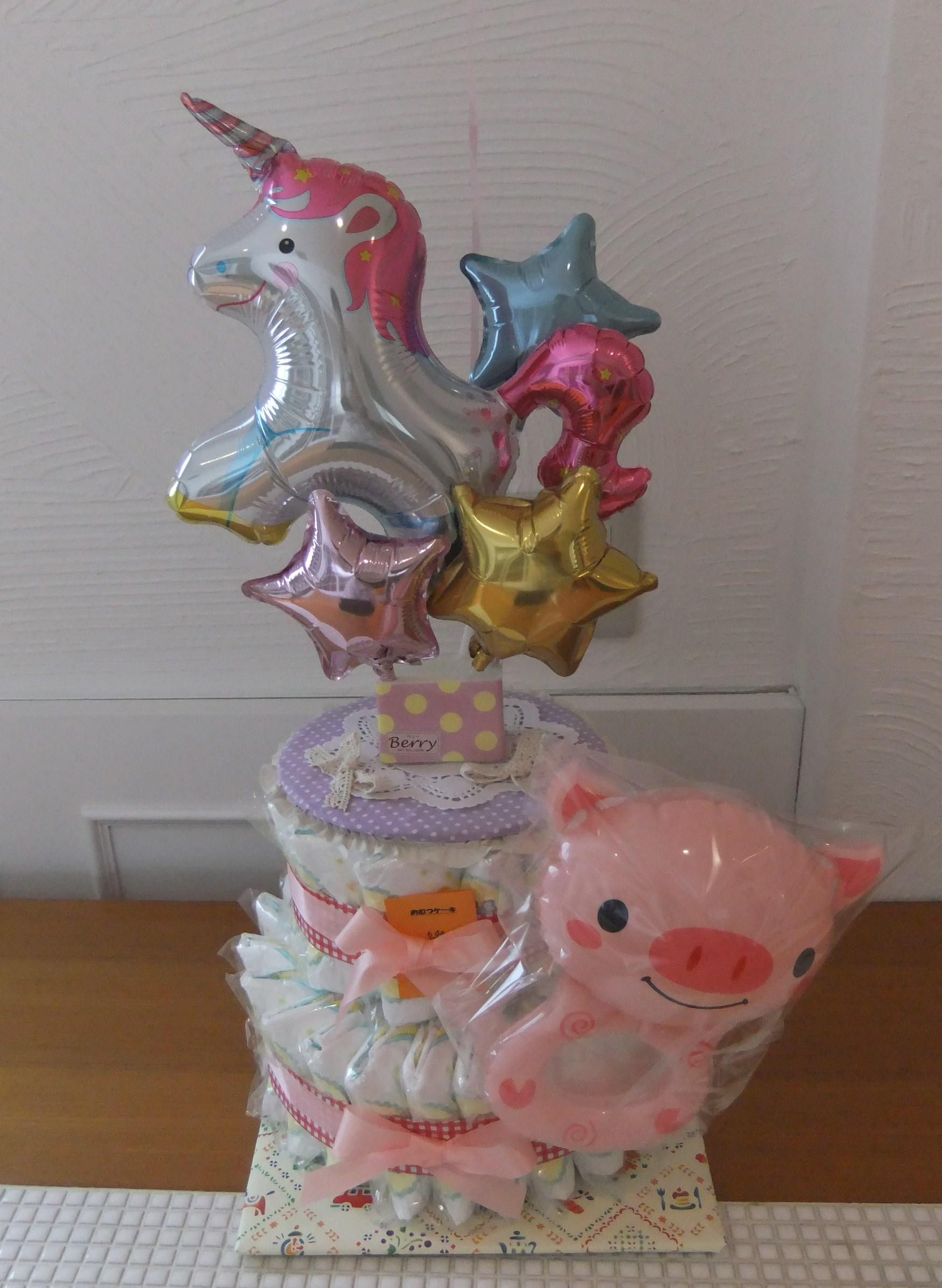 「うま」年産まれの赤ちゃんの出産祝いに!ユニコーンが夢と幸せを運びます♥