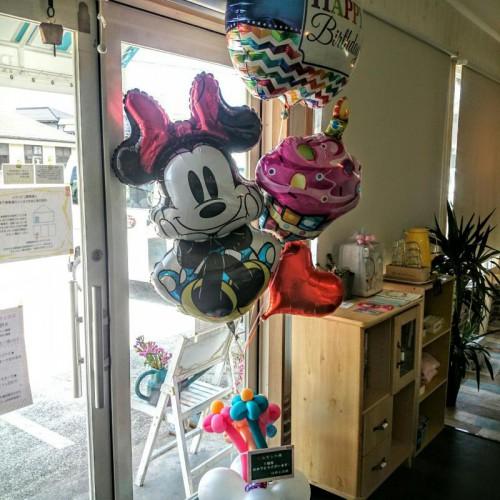 バルーンで開店・周年のお祝い!